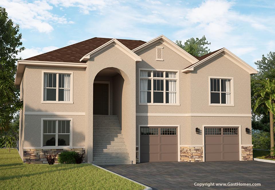 Blue Tide Florida Home Builders House Plan