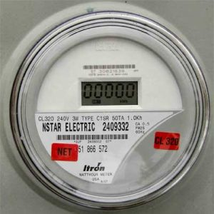 Florida net meter, zero energy homes