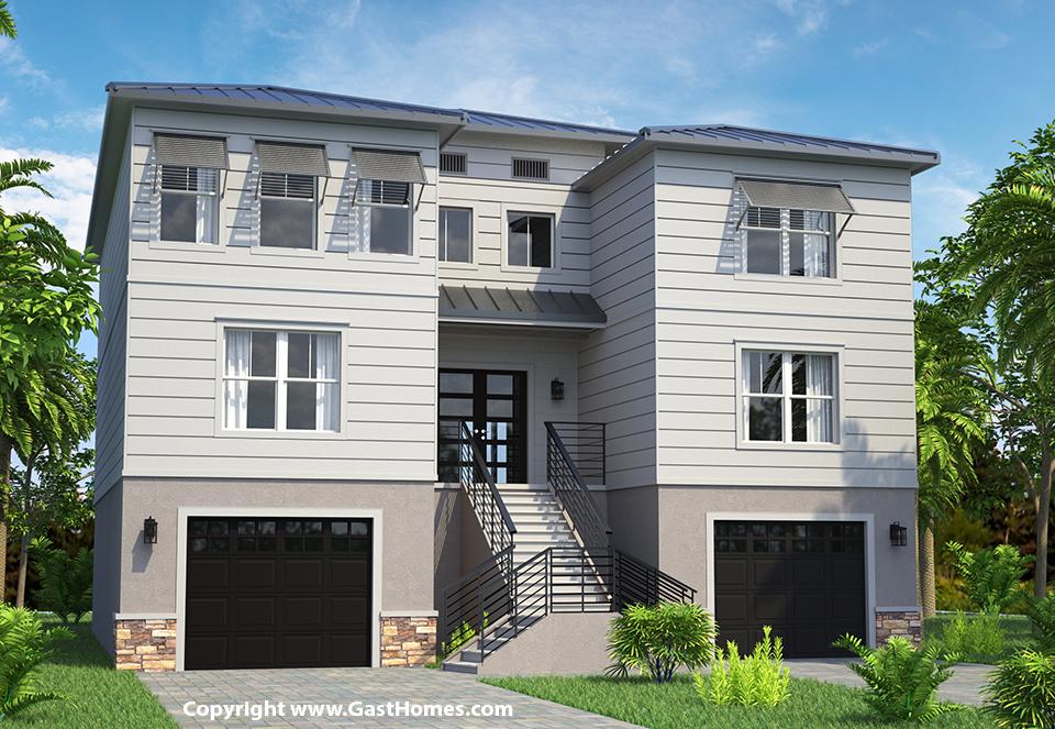 Harbor View House Plan