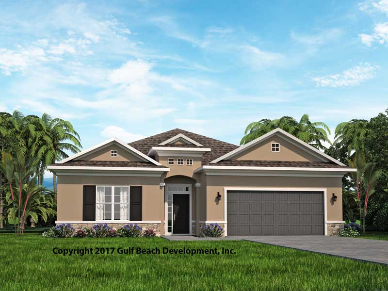 Cedar grove florida house plan gast team for Grove house
