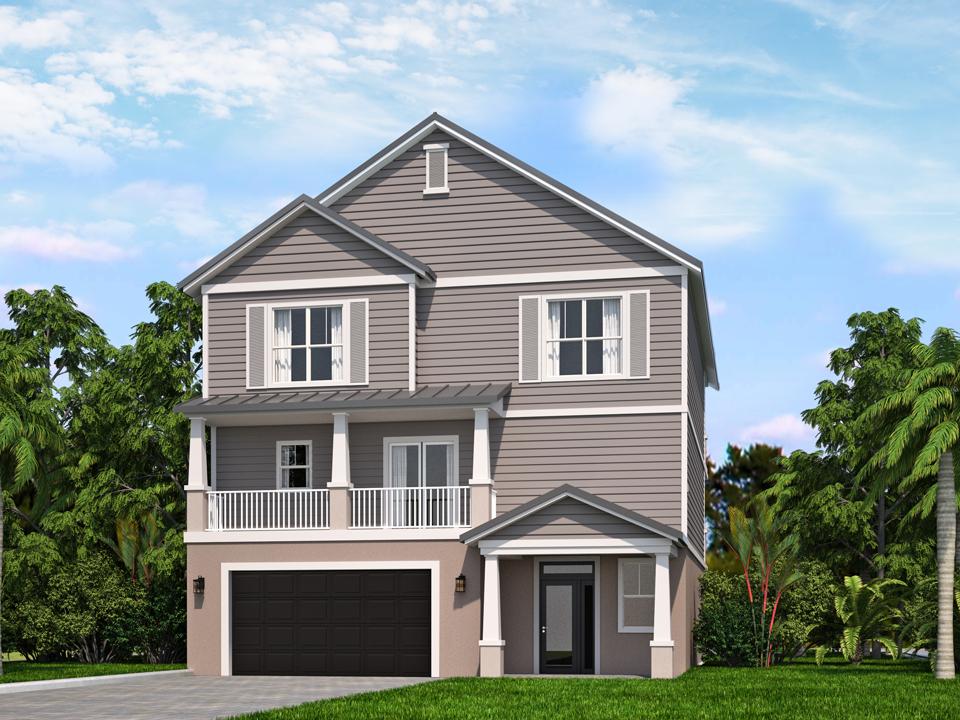 Island Key House Plan