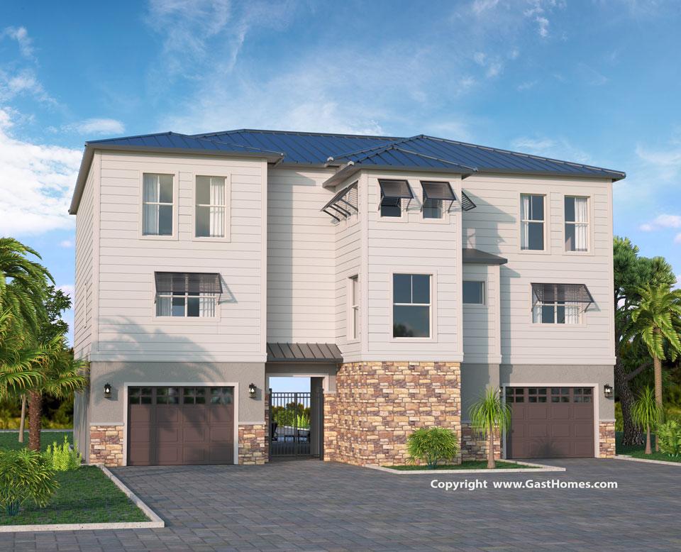 Bahama Bay Florida House Plan