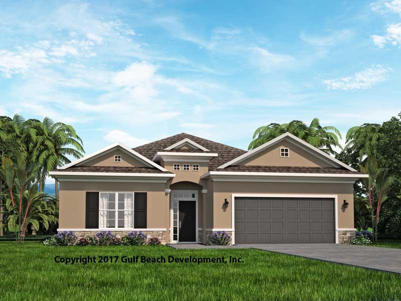 Cedar Grove insulated concrete form house plan