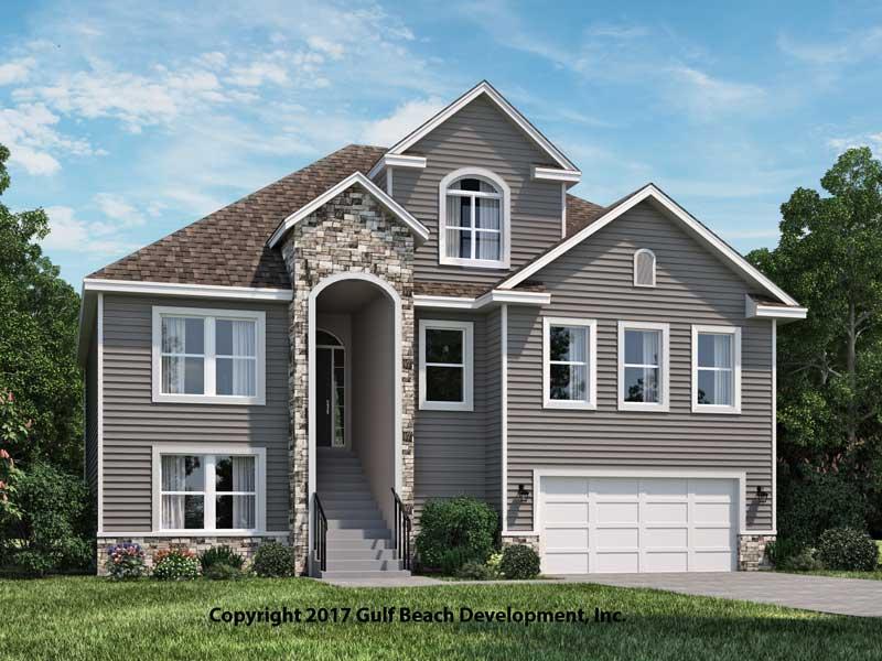 Grand Island Coastal House Plan