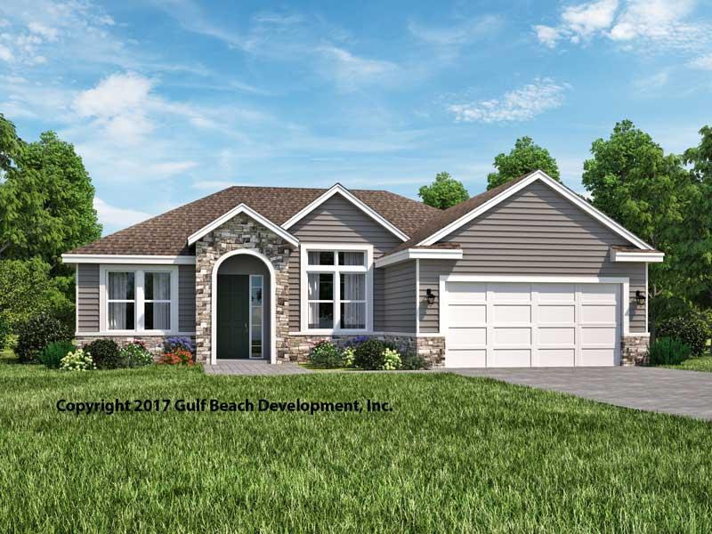 Grandview Icf home plan